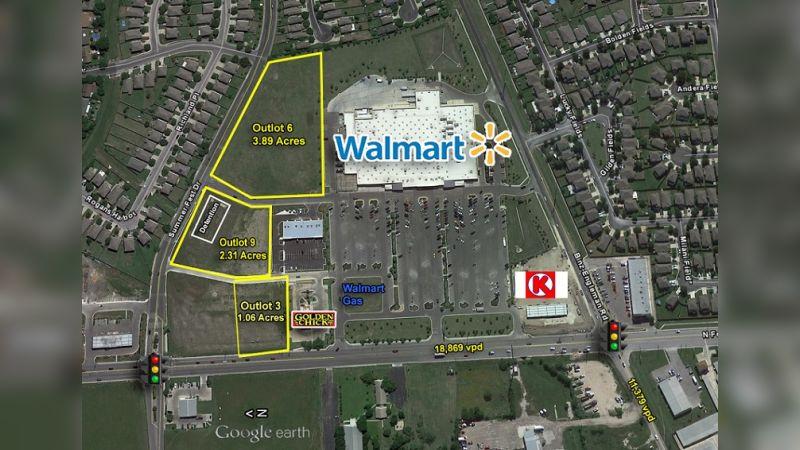 Foster Road Walmart - Retail - Sale