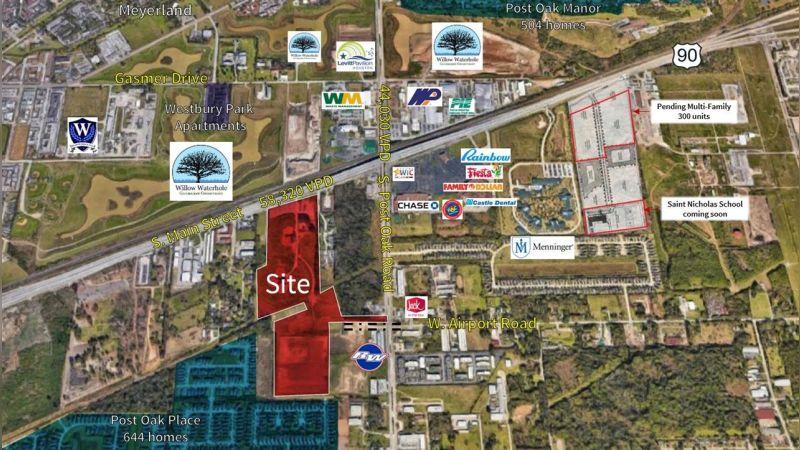 12631 S Main Street - Land - Sale