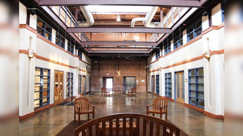 Courtyard Building - Design Center of the Carolinas - Office - Sublease