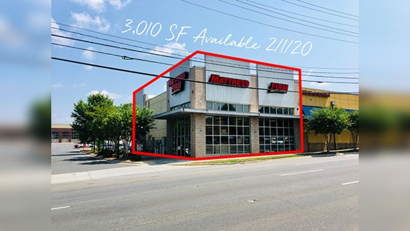 The Shops at Franklin Square - Retail - Lease