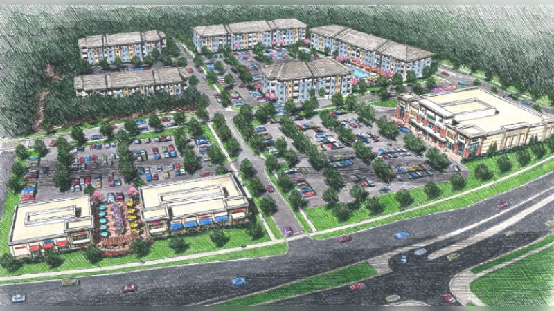 Shoppes of Madison Place - Retail - Lease