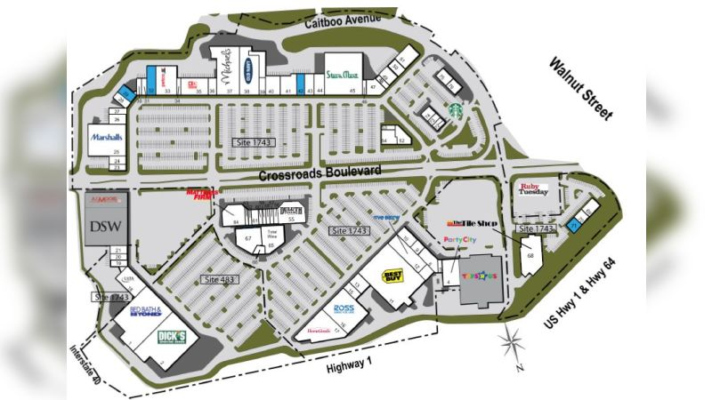 Crossroads Plaza - Retail - Lease