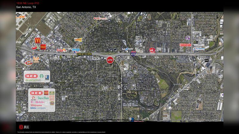1634 NE Loop 410 - Retail - Sale, Lease