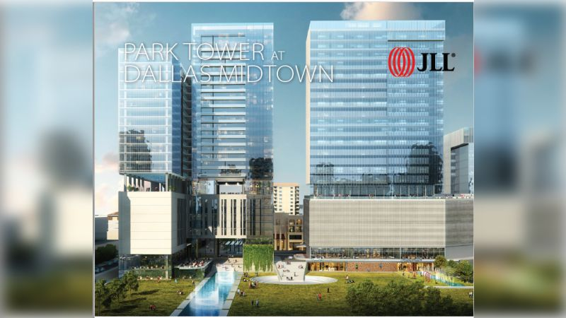 Park Tower at Dallas Midtown - Office - Lease