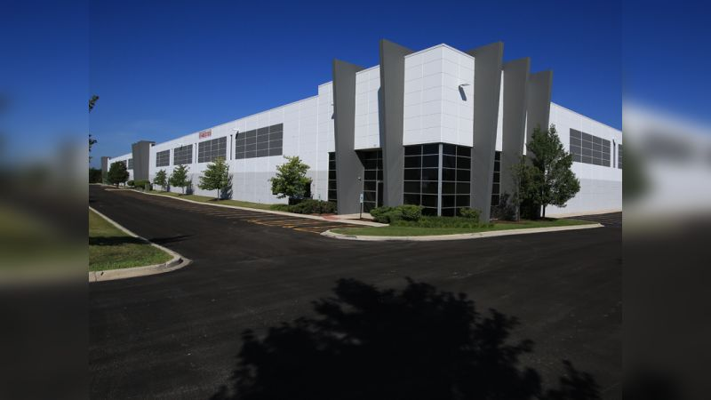 Bolingbrook Point Corporate Center III - Industrial - Lease