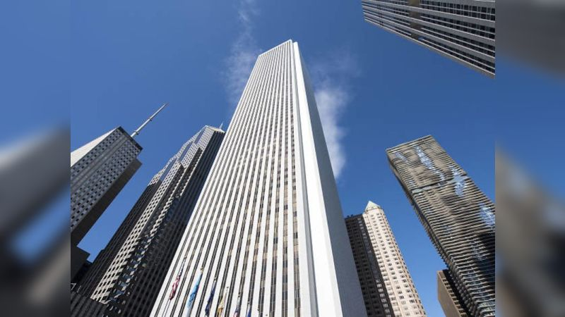 Aon Center - Office, Retail - Lease