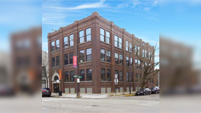 1123 W Washington Blvd - Office - Lease