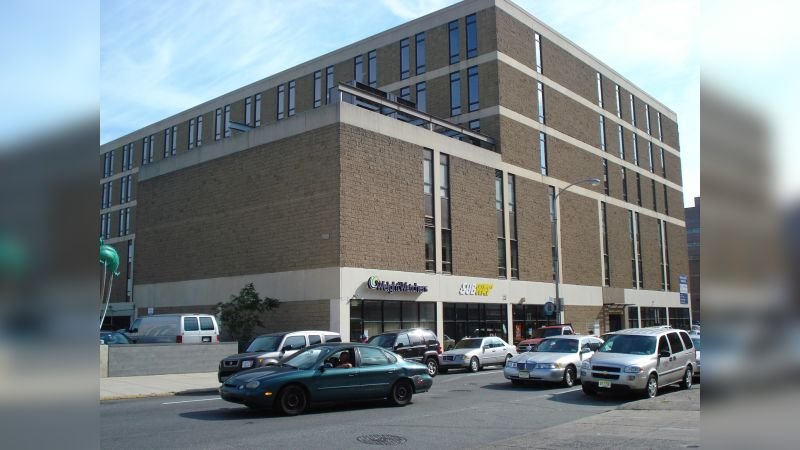 801 Arch Street - Office - Lease
