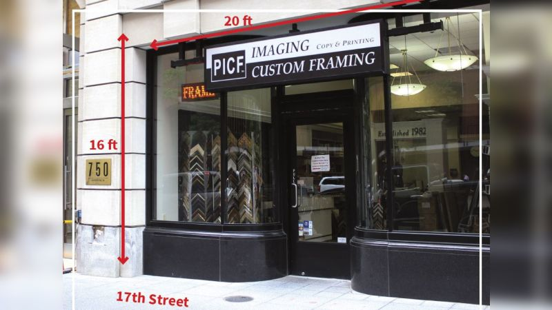 750 Seventeenth Street NW - Retail - Lease