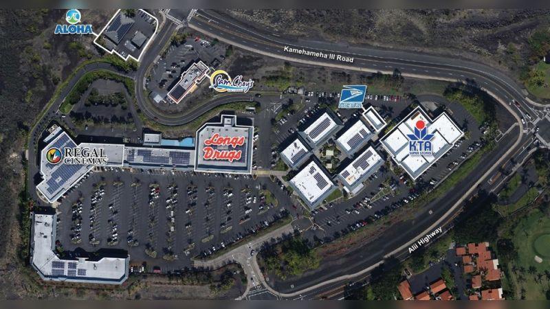 Keauhou Shopping Center - Retail - Lease