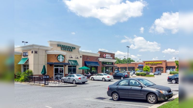 Aspire Center - Retail - Lease