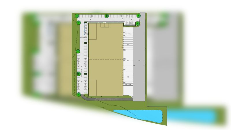 Pureland Flex Center - Industrial - Lease, Sale
