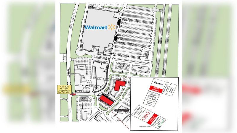 Techridge Plaza - Retail - Lease