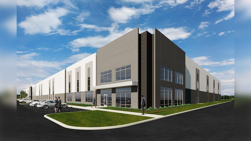 Ameriplex Site 40 - Industrial - Lease