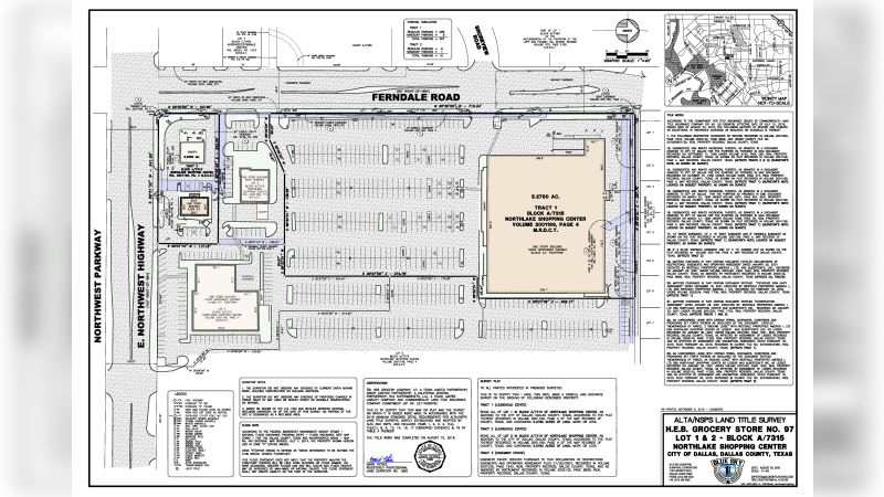 Northlake Shopping Center - Retail - Lease