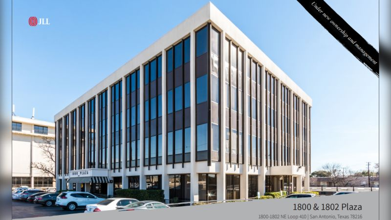 1802 Plaza - Office - Lease