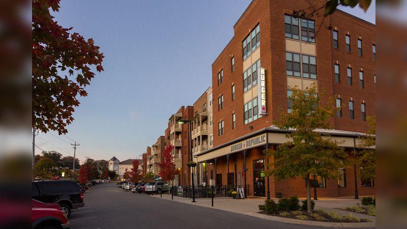 Lenox Village - Retail - Lease