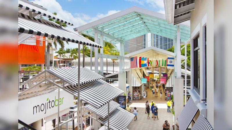 Bayside Marketplace - Retail - Lease