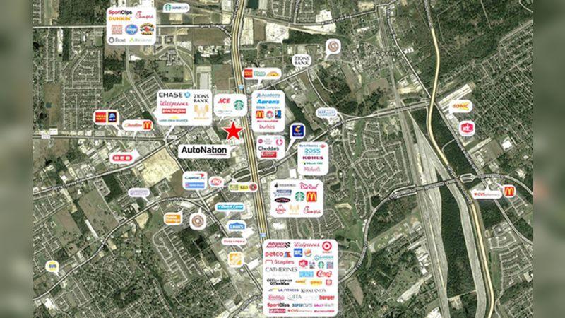 21055 North Freeway - Retail - Sale