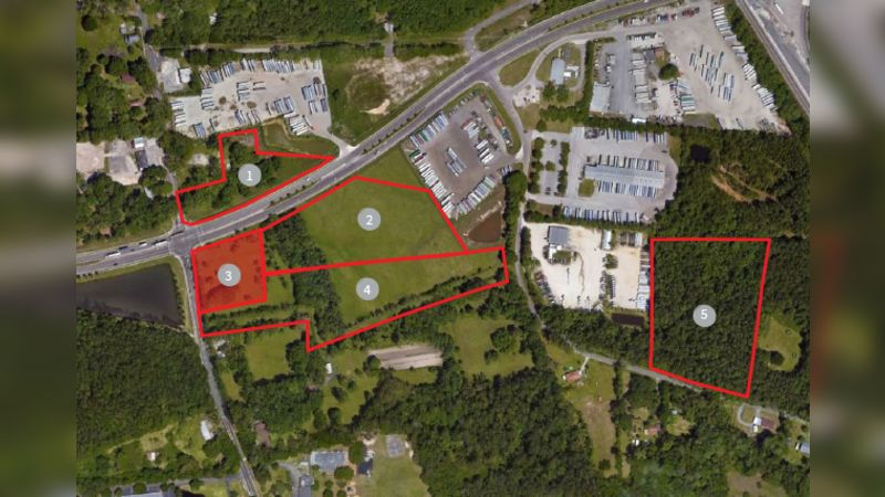 6505 Old Kings Road - Land - Lease, Sale