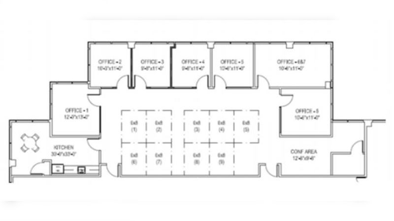 Anchor Plaza - Office - Lease