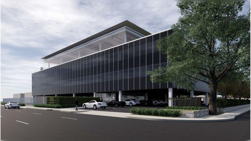 4525 Lemmon Avenue - Office - Lease