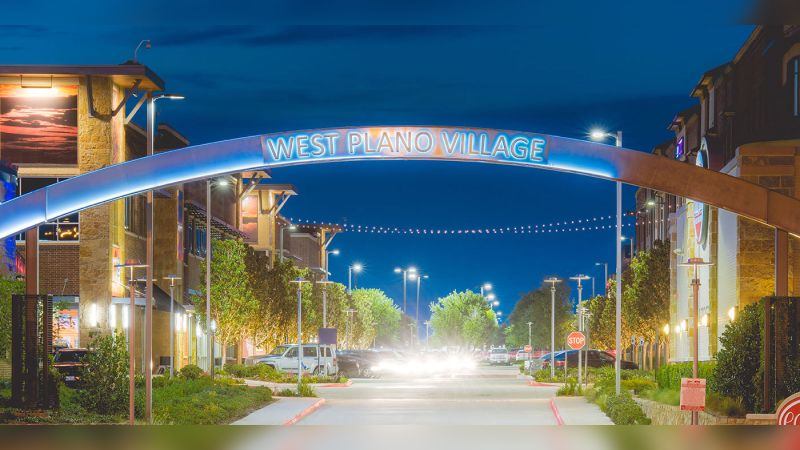 West Plano Village - Office - Lease