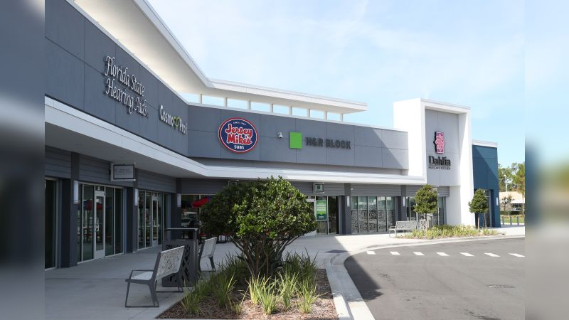 Shoppes at ONE DAYTONA - Retail - Lease