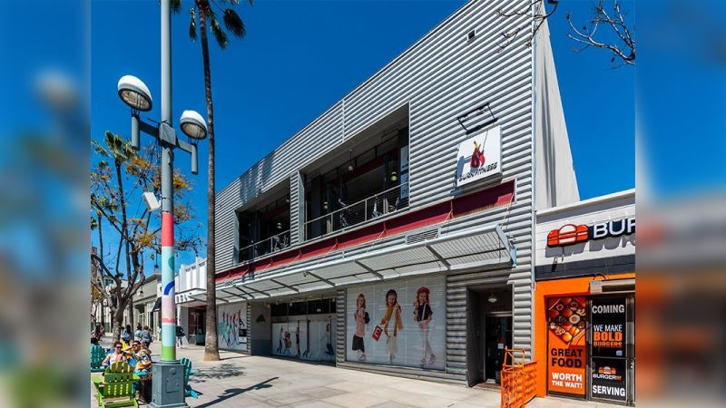 Third Street Promenade - Retail - Lease