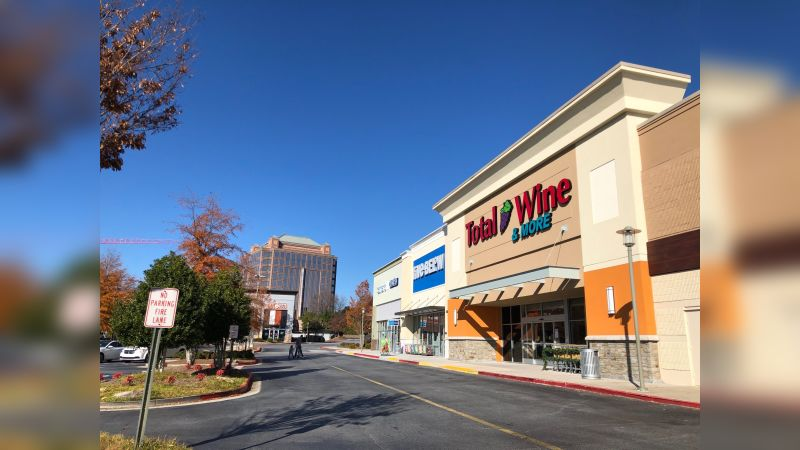 Akers Mill Square - Retail - Lease