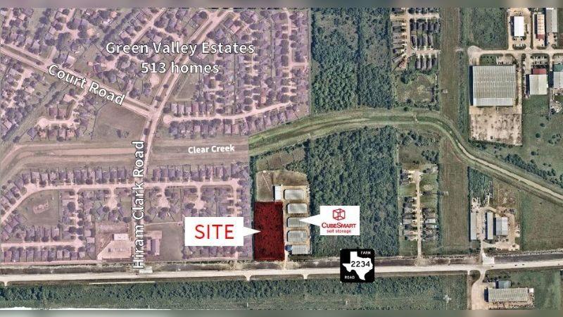 FM 2234 (McHard Road) - Land - Sale