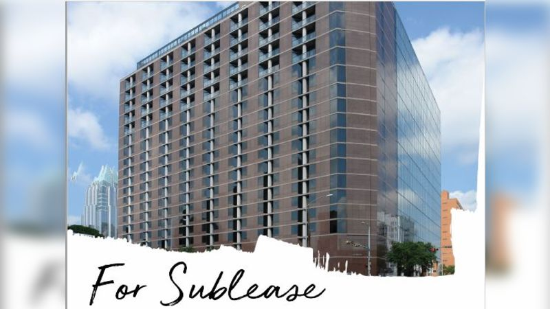 Austin Centre - Office - Sublease