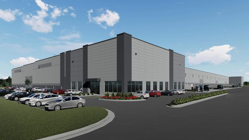 Last Mile Logistics Center - Industrial - Lease