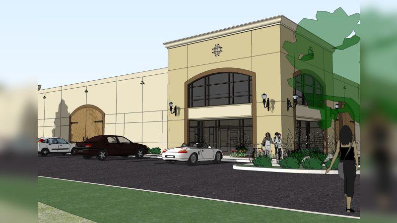Napa Commerce Center Bldg A - Industrial - Lease, Sale