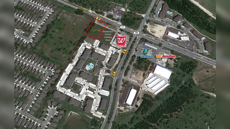 Culebra at Alamo Parkway - Retail - Sale