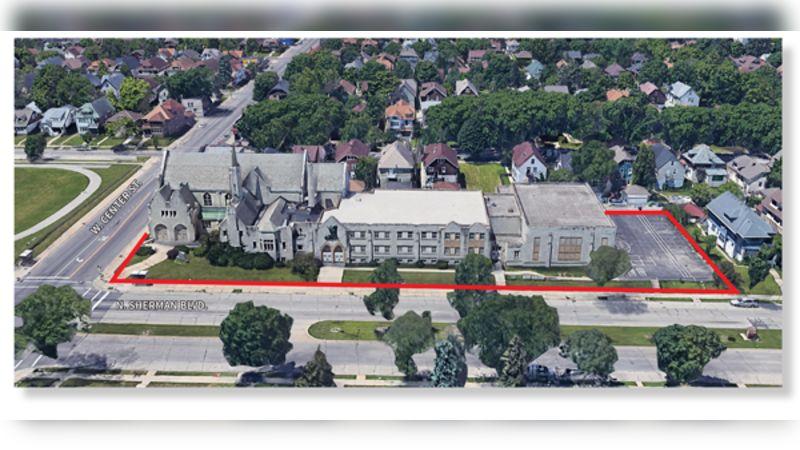 Sherman Park Lutheran Church - Industrial - Sale