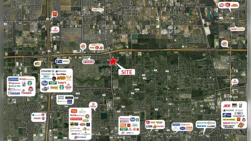 Beltway 8 and Cullen Blvd - Retail - Sale