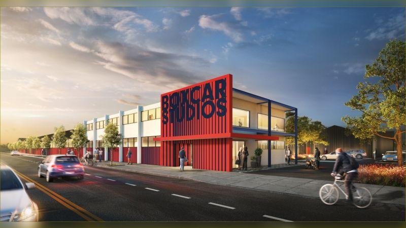 Boxcar Studios - Office - Lease