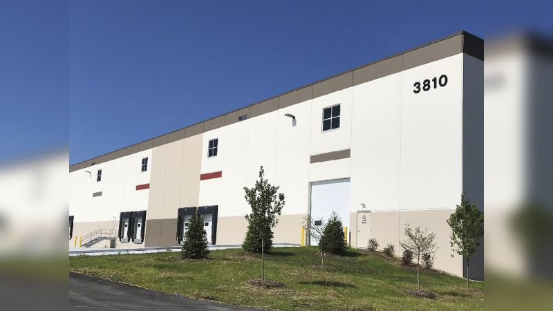 Plainfield Logistics Center - Bldg 5 - Industrial - Lease