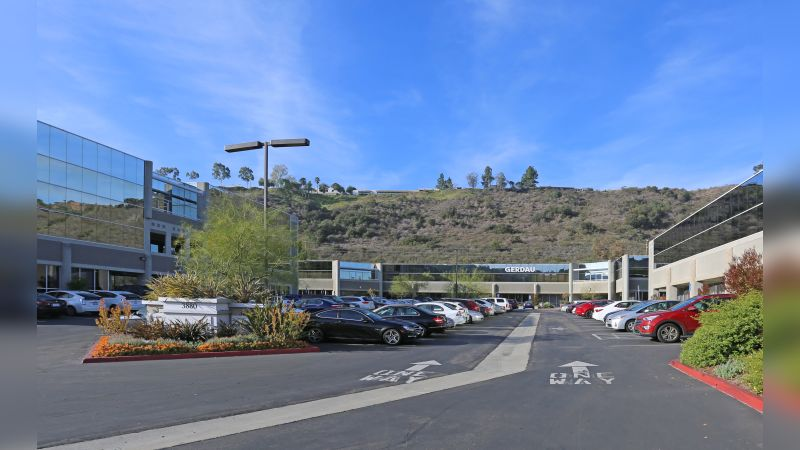 Canyon Corporate Plaza - Office - Lease