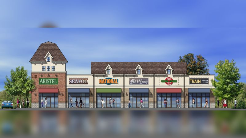 Reynolds Point - Retail - Lease