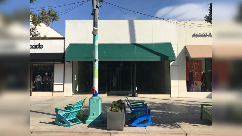 1241 Third Street Promenade - Retail - Lease