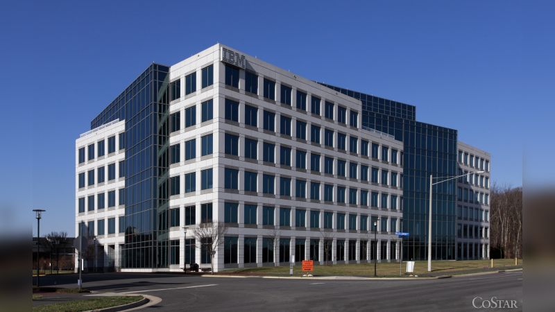Dulles Station West Building 1 - Office - Lease