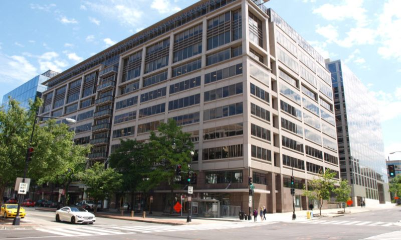 2020 K Street NW - Office - Lease - Property View