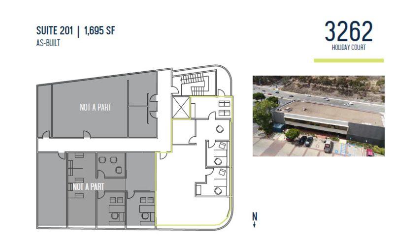 La Jolla Corporate Center - Office - Lease - Property View