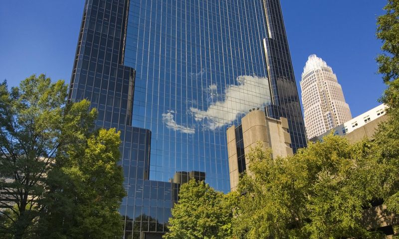 Charlotte Plaza - Office - Lease - Property View