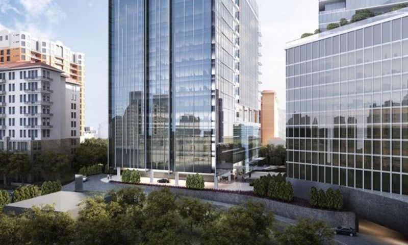 2727 Turtle Creek Blvd - Office - Lease - Property View