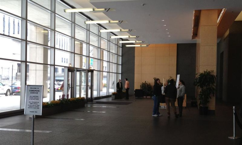 Congress Center - Office - Lease - Property View
