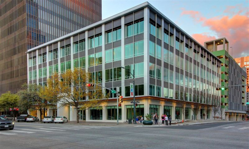501 Congress - Office - Lease - Property View