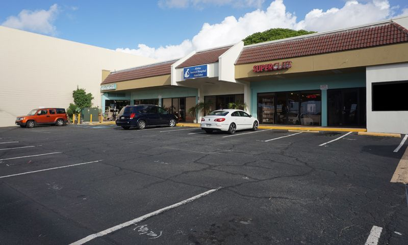 Waialae Retail Center - Retail - Lease - Property View